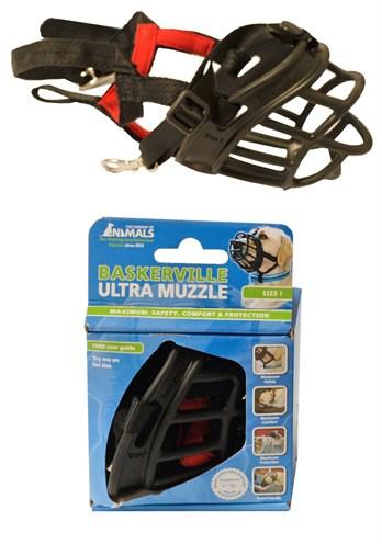 Baskerville ultra muzzle muilkorf (NR 1)
