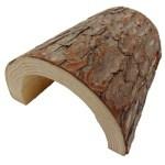 Komodo houten schuilhut (XL 28CM)