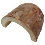Komodo houten schuilhut (MEDIUM 13CM)