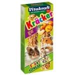 Vitakraft hamster kracker fruit (2 IN 1)
