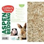 Critter's choice aspen bedding (12 LTR 46X37 CM)