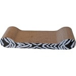 Krab karton sofa zebra (50X22 CM)