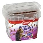 Sanal cat fish bites cup (75 GR)