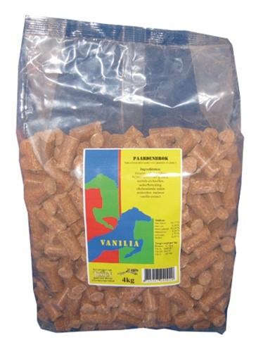 Vanilia paardenklontjes (4 KG)
