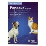Panacur hond/kat (250 MG 10 TABLET)