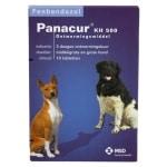 Panacur hond/kat (500 MG 10 TABLET)