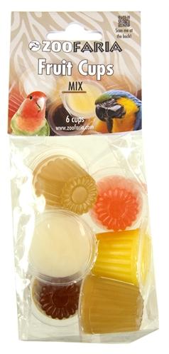 Back zoo nature fruitkuipje assorti mix (6 ST)