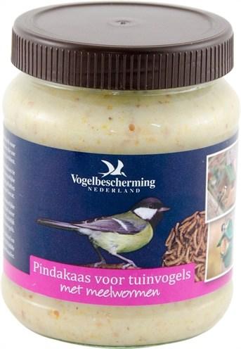 Vogelpindakaas+meelworm (330 GR)