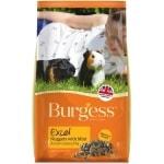 Burgess excel guinea pig caviavoer (2 KG)