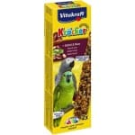 Vitakraft papegaai kracker fruit/noot (2 IN 1)