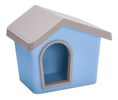 Imac hondenhok zeus 50 licht blauw (53X46X47,5 CM)