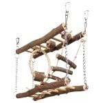 Trixie natural living hangbrug (27X7X17 CM)