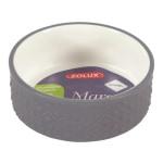 Zolux voerbak knaagdier margot grijs (200 ML 10X10X4 CM)