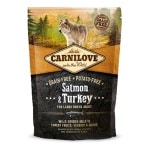 Carnilove salmon / turkey adult large breed (1,5 KG)