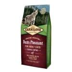 Carnilove duck / pheasant hairball (6 KG)