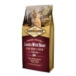 Carnilove lamb / wild boar sterilised (6 KG)