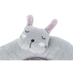 Trixie junior ligmat konijn lichtgrijs / lila (40X40 CM)