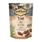 Carnilove soft snack forel / dille (200 GR)