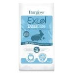 Burgess excel dual care konijnenvoer (10X60 GR)