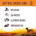 True instinct tasty cubes 100% chicken (50 GR)