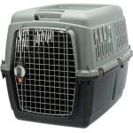 Trixie vervoersbox giona be eco grijs / antraciet (5 60X81X61 CM)