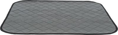 Trixie nappy wash onderlegger mand grijs (60X60 CM)