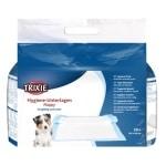 Trixie nappy puppy pads (60X60 CM 50 ST)