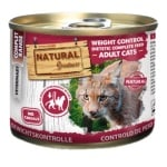 Natural greatness cat weight control dietetic junior / adult (200 GR)