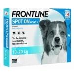 Frontline hond spot on medium (4 PIPET)