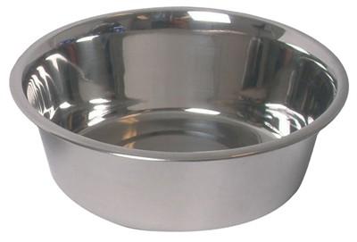 Hondenbak rvs (800 ML 17 CM)