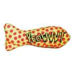 Yeowww stinkies catnip sardientje gestipt (7,5 CM)