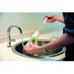 Savic biba schoonmaakborstel (4X4X30 CM)