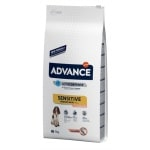 Advance sensitive salmon / rice (12 KG)