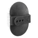Trixie verzorgingsborstel rubber (13X8 CM)