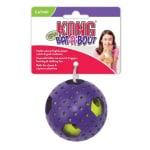 Kong bat-a-bout flicker disco bal (7,5X7,5X7,5 CM)