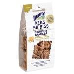 Bunny nature crunchy cracker meelworm / kaas (50 GR)