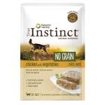True instinct pouch no grain adult chicken pate (8X70 GR)