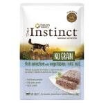 True instinct pouch no grain adult fish pate (8X70 GR)