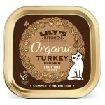 Lily's kitchen cat organic turkey dinner (19X85 GR)