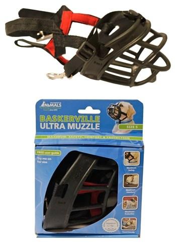 Baskerville ultra muzzle muilkorf (NR 5)