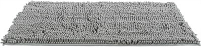 Trixie schoonloopmat waterdicht grijs (100X70 CM)