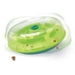Nina ottosson wobble bowl groen (30X30X9 CM)