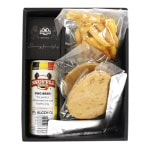 Snuffle hamburger en patat box (670 GR)