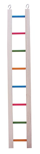 Happy pet ladder hout gekleurd (61 CM)