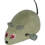 Motor muis opwindbaar (6,5 CM)