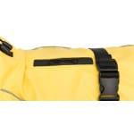 Trixie regenjas hond vimy geel (RUG 35 CM BUIK 34-46 CM)
