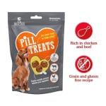 Rosewood pill treats (80 GR)