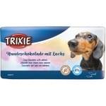 Trixie hondenchocolade met zalm (100 GR)