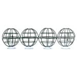 Trixie mezenbolhouder voor raam metaal donkergroen (29X7X7 CM)