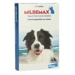 Milbemax hond (10-50 KG 2 TBL)